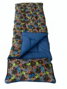 SunnCamp Junior Bugs Kids Sleeping Bag
