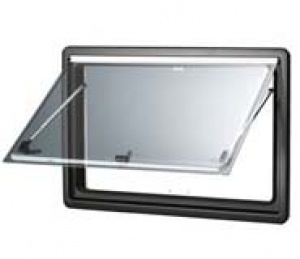 Seitz S4 Hinged Opening Window - 550 x 580 mm