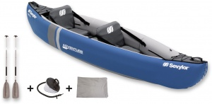 Sevylor Adventure Kit 2 Person Inflatable Kayak