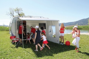 Fiamma Side W Panel For Caravanstore & F35 Pro Awning