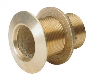Brass Skin Fitting 2'' BSP