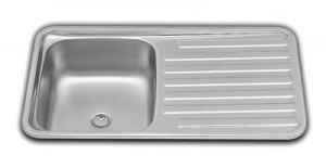 Dometic Smev 934 Sink & Drainer