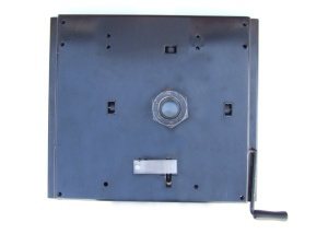 Sportscraft Seat Swivel Base Plate Turntable - Fiat Ducato / Boxer / Citreon Jumper 2007+ Driver Side