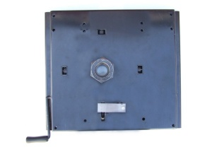 Sportscraft Seat Swivel Base Plate Turntable - Fiat Ducato / Boxer / Citreon Jumper 2007+ Passenger Side