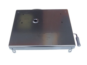 Sportscraft Seat Swivel Base Plate Turntable - Fiat Ducato / Boxer / Relay 02-06 Driver Side