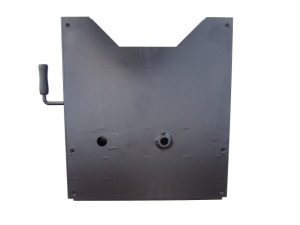 Sportscraft Seat Swivel Base Plate Turntable - Mercedes Sprinter/VW LT35 upto 2006 Driver Side