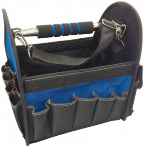 Streetwize 12'' Open Tool Tote Bag Holdall