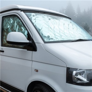 Campervan Internal Fitted Thermal  Screen (Silver) Blind