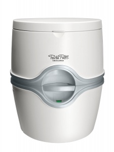 Thetford Porta Potti Excellence Portable Toilet - Electric Flush