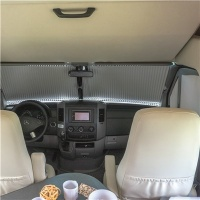 Remis Remifont Cab Blinds For Mercedes Sprinter 2007 Onwards