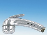 Comet Trigger Shower Head Chrome