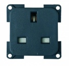 CBE 240v 3 Pin Mains Socket