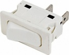 Rocker Switch 240v 16A - White