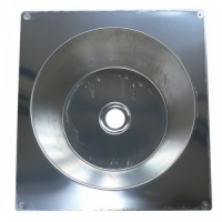 Stainless Steel Round Bowl 300 x 122mm