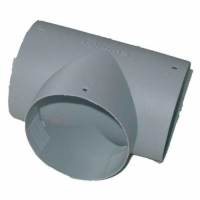 Truma Tee Piece TS For 65mm Ducting
