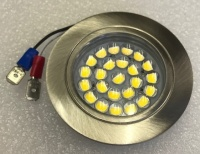 Recessed 12v Omicron 24 LED Downlighter