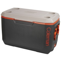 Coleman 70 Quart Xtreme Cooler Coolbox - Tri Colour