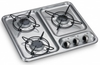 Dometic HB 3400 3 Burner Hob