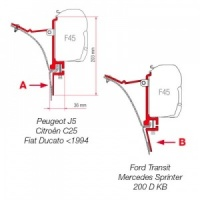 Fiamma F45 Awning Adapter Kit - Kit Van