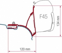 Fiamma F45 Awning Adapter Kit - VW T5 Transporter Multivan