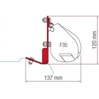 Fiamma F35 Awning Adapter Kit - Ford Custom