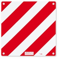 Fiamma Aluminium Warning Sign