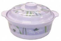 Royal Large Daisy Melamine Dish