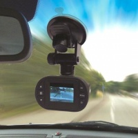 Streetwize Compact HD In Car Digital Video Journey Recorder Dash Camera