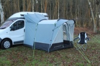SunnCamp Silhouette 225 Motor Plus Drive Away Awning