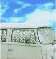 Thermal Internal Screen (Silver) - VW T2 (8 Piece)