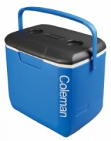 Coleman 30 Quart Performance Cooler Coolbox - Tri Colour