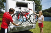 Fiamma Carry-Bike CL  Motorhome Cycle Rack