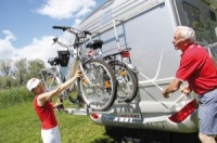 Fiamma Carry-Bike Lift 77 E-Bike Motorhome Cycle Rack