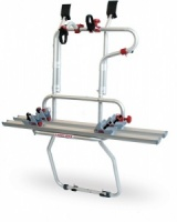 Fiamma Carry-Bike Cycle Rack for Trafic D Twin Door