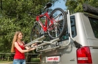 Fiamma Carry-Bike Cycle Rack For VW T5 Pro Tailgate