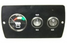 Plug-in-systems Control Panel - Car/Aux/Battery Meter