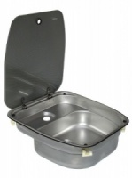 Dometic Cramer Sink With Glass Lid