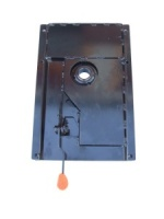FASP Seat Swivel Base Plate Turntable - Iveco Daily 2000+ Driver Side