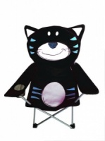 SunnCamp Childrens Camping Chair - Cat