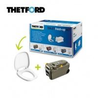 White 03483A01 Fiamma Bidet 200 for Thetford Cassette 200 C250 and Dometic CT3000