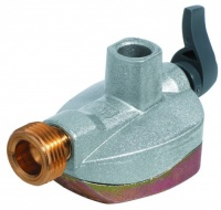 Gaslow Euro Regulator Adaptor - 21mm Butane