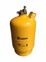 Gaslow R67 6Kg Refillable Cylinder With Level Gauge