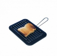 SunnCamp Enamel Grill Pan with 2 Position Handle