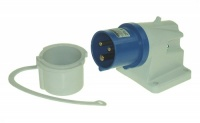 Crusader Mains Inlet Surface Mounted Socket