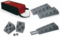 Fiamma Level Pro KIT (Ramps, Chocks, Slip Plate & Bag)