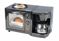 Leisurewize Combination Oven, Grill & Coffee Maker