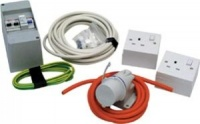 Mains Installation Kit - Surface Fit
