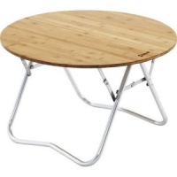 Outwell Kimberley Round Bamboo Camping Table