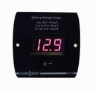 Sargent EC10 Battery Voltage Meter Digital Control Panel