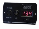 Sargent EC20 Battery Voltage Gauge Digital Control Panel